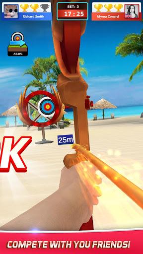 Bilder Archery Elite™ - Free 3D Archery & Archero Game - Img 2