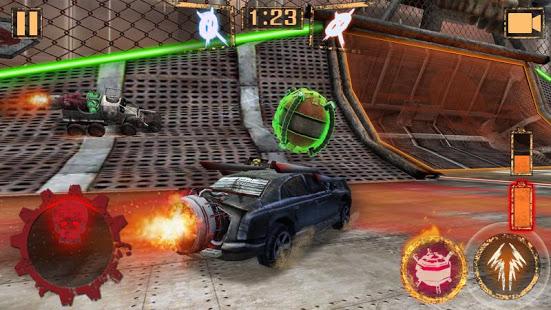 Bilder Rocket Car Ball - Img 1
