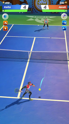 Bilder Tennis Clash: 3D Sports - Free Multiplayer Games - Img 1