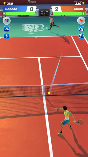 Bilder Tennis Clash: 3D Sports - Free Multiplayer Games - Img 2