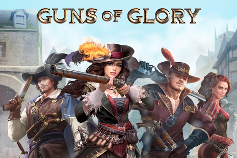 Bilder Guns of Glory: Build an Epic Army for the Kingdom - Img 1