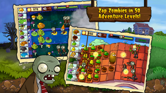 Bilder Plants vs. Zombies FREE - Img 2