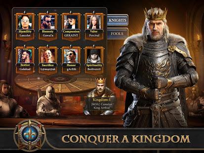 Bilder King of Avalon: Dragon War | Multiplayer Strategy - Img 1