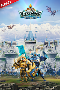 Bilder Lords Mobile: Battle of the Empires - Strategy RPG - Img 1