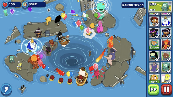 Bilder Bloons Adventure Time TD - Img 2
