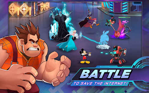 Bilder Disney Heroes: Battle Mode - Img 1