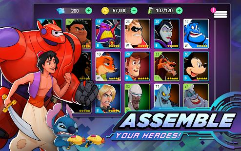 Bilder Disney Heroes: Battle Mode - Img 2