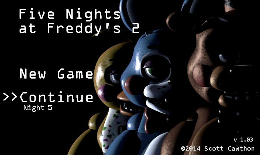 Bilder Five Nights at Freddy's 2 Demo - Img 1
