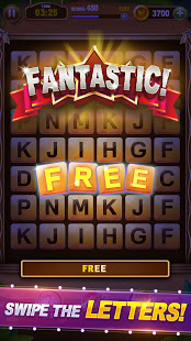 Bilder Word Blitz: Free Word Game & Challenge - Img 1