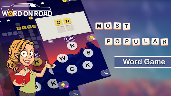 Bilder Word on Road - Wonderful Word Game - Img 1