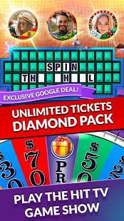 Bilder Wheel of Fortune: Free Play - Img 1