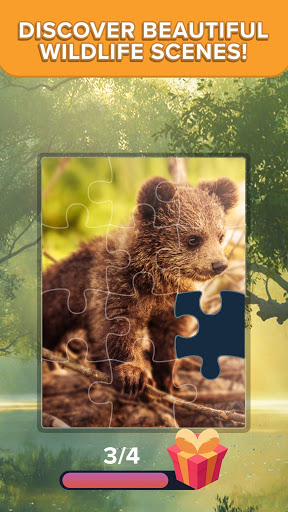 Bilder Puzzlescapes: Relaxing Word Puzzle Brain Game - Img 2